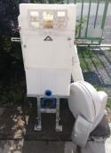 Friatec - sada pro závěsné wc