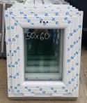 Plastová okna 50x60 Sklopná