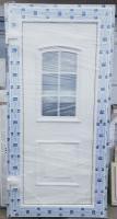 Plastové vchodové dveře 110x210 P,L