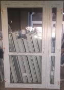 Plastové dveře 120,140,x210cm