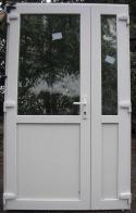 Plastové dveře 120x210,140x210,160x210,180x210