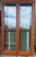 Dubové  dveře - Euro profil 133x218